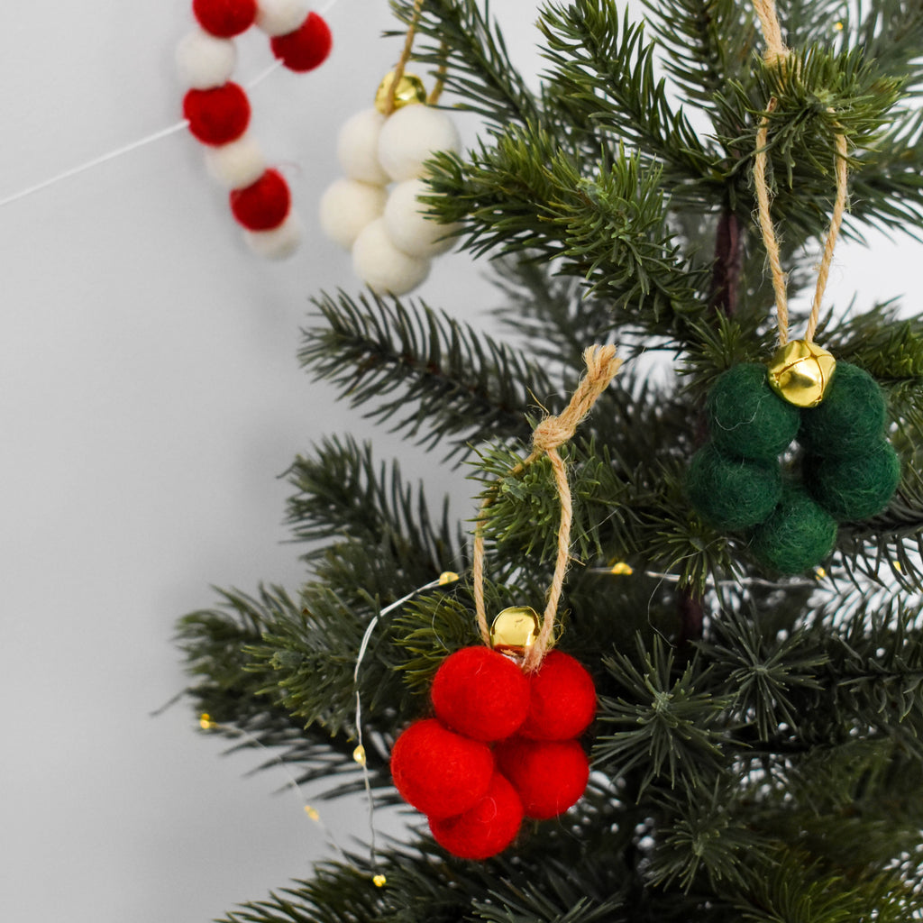 Jingle Bell Christmas Tree Decoration