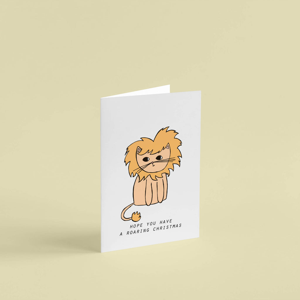 Roaring Christmas Card Bundle
