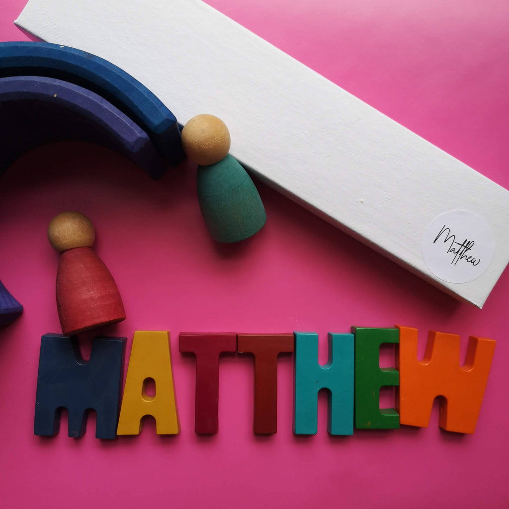 Personalised Name Crayon