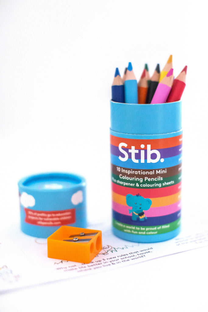 Stib Mini Colouring Pencils