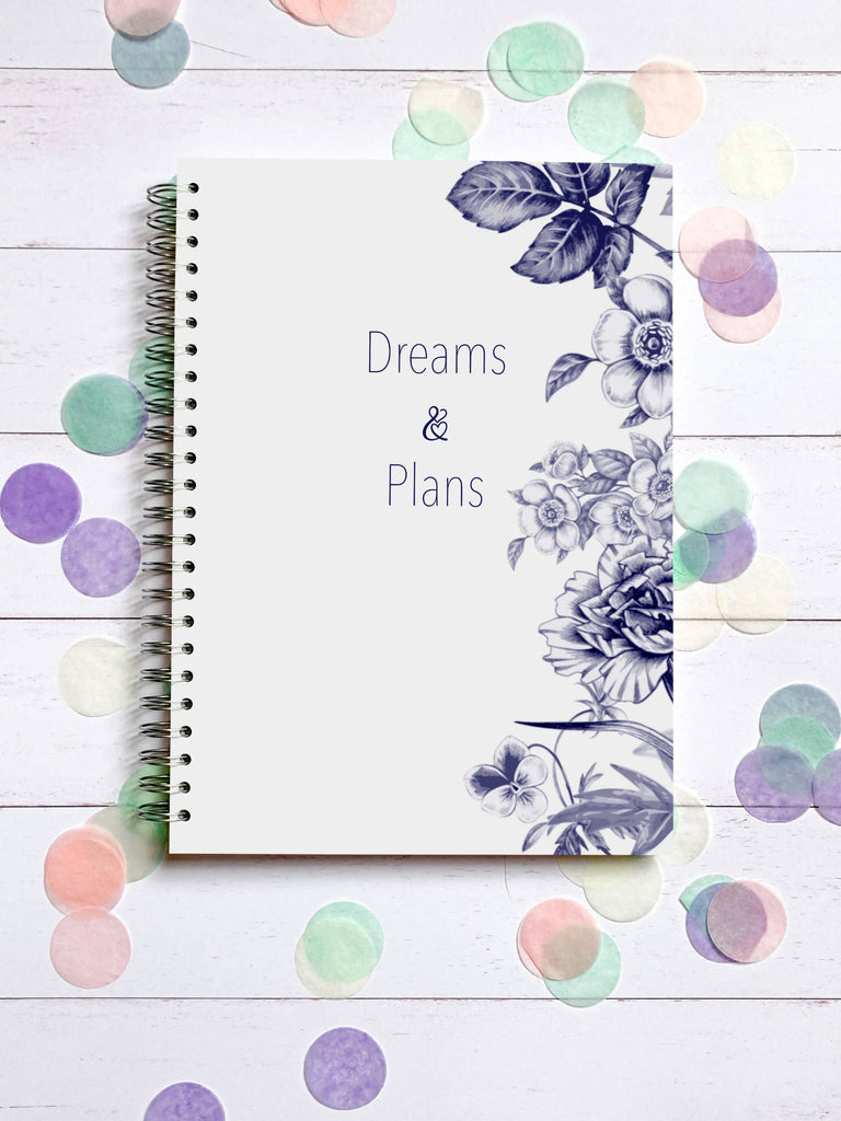 Dreams and Plans Travel Planner
