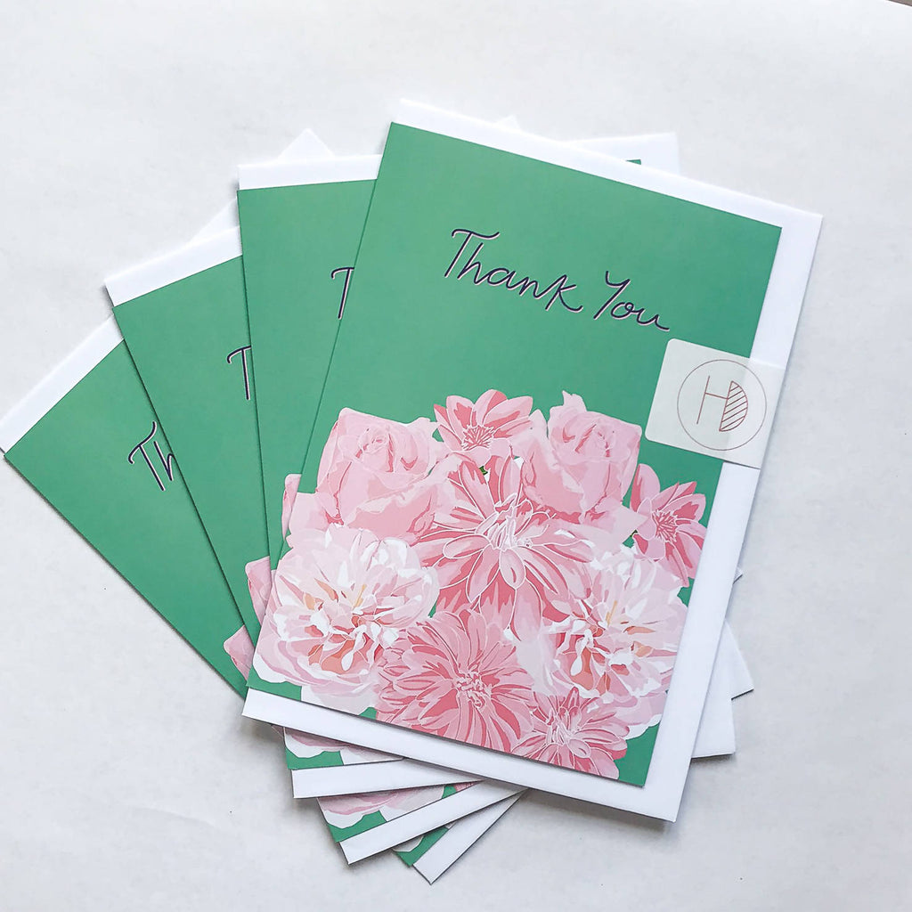 A5 Greetings Card Multi-pack - Spring Forward Collection