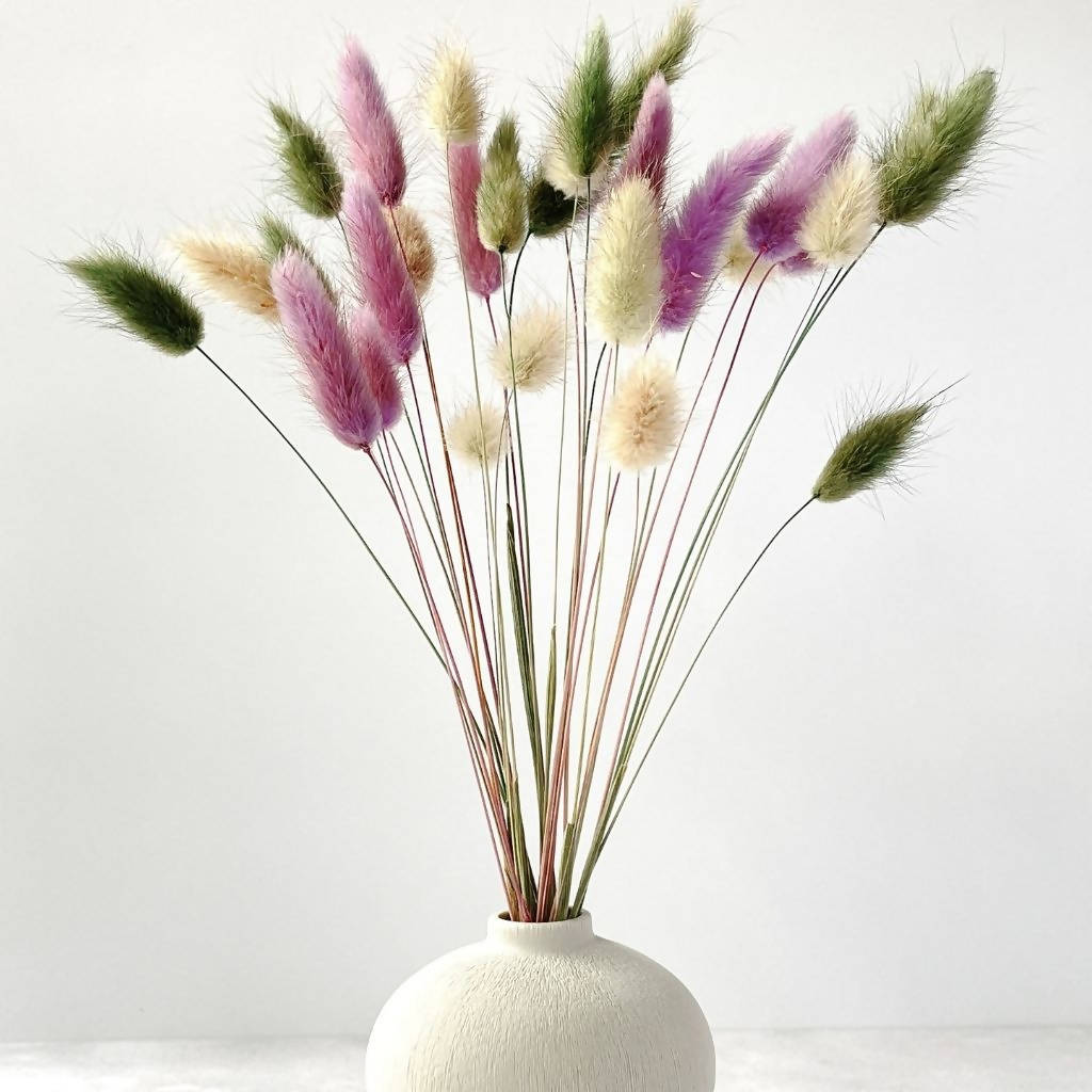 Country Garden Bunny Tail Bouquet