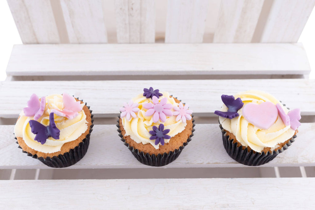 Butterfly Cupcakes Bake at Home Kit