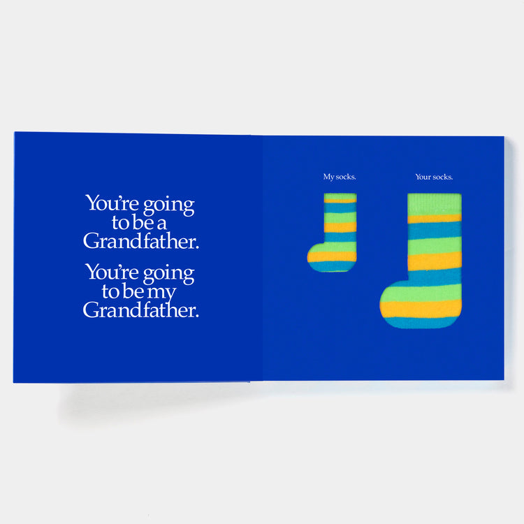 |You're going to be a grandfather gift|||||||||You're going to be a grandfather gift|||You're going to be a grandfather gift