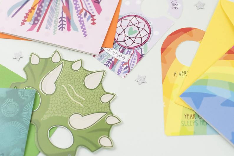 Aeroplane Birthday Card with Crafty Cut Out Activity
