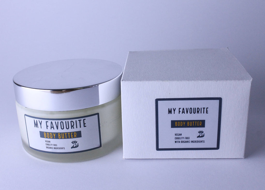 My Favourite Body Butter