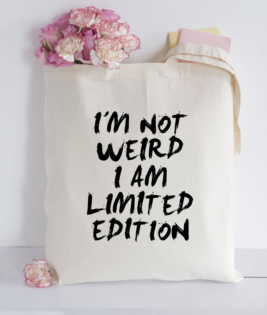 Not weird... Tote bag