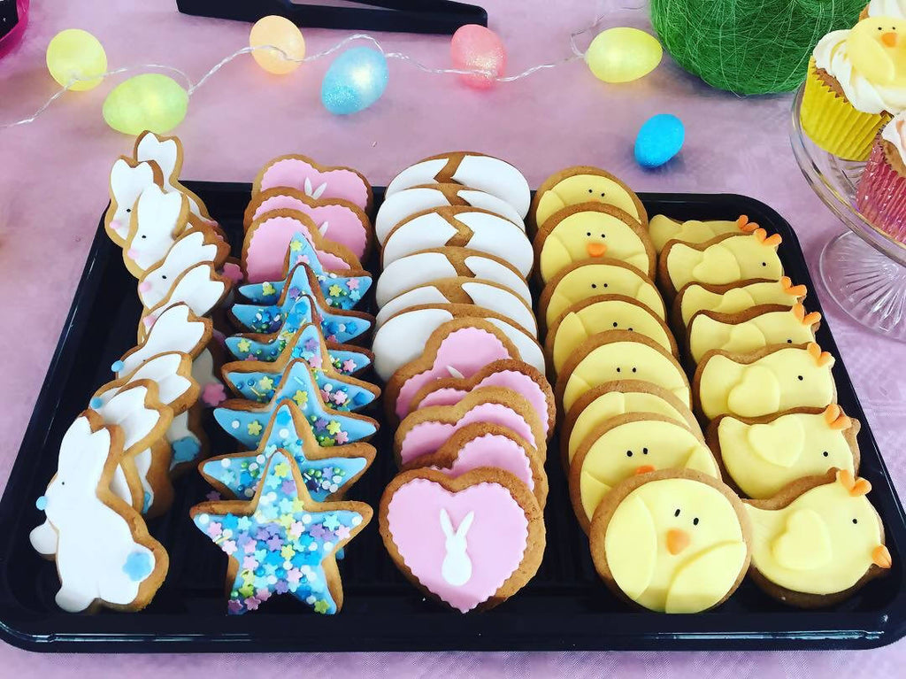 Personalised Easter Biscuits