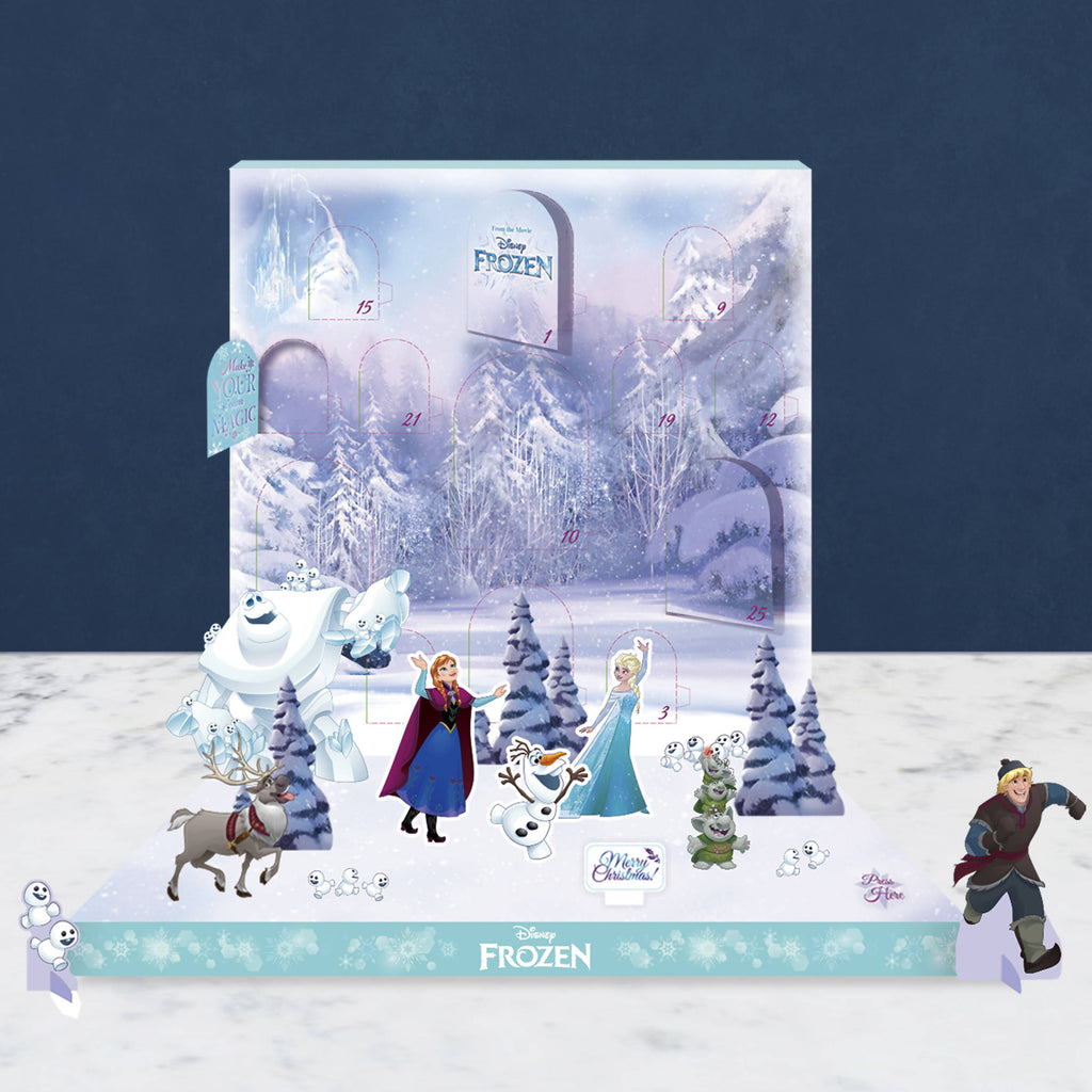 'Frozen' Music Box Advent Calendar