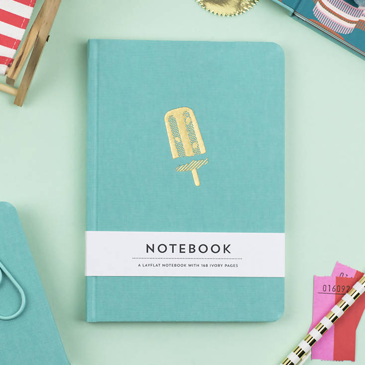 WATERMELON LOLLY HARDBACK NOTEBOOK