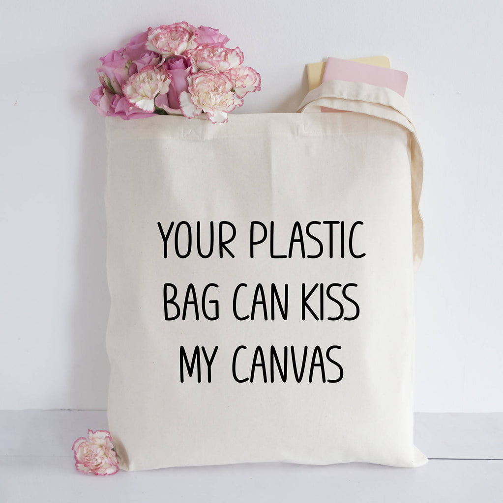 Your plastic bag....tote bag