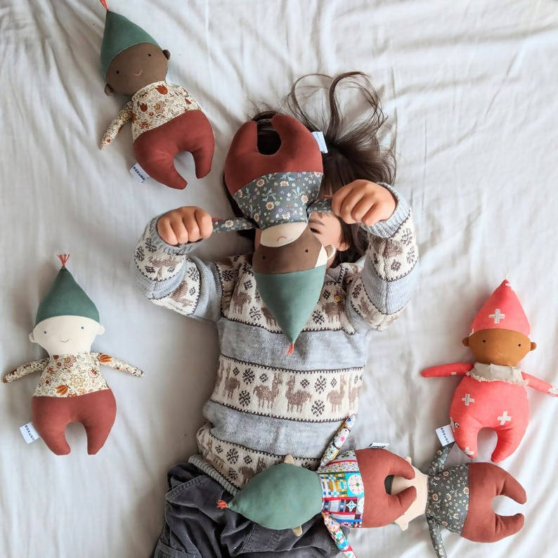 Christmas Gnome Doll