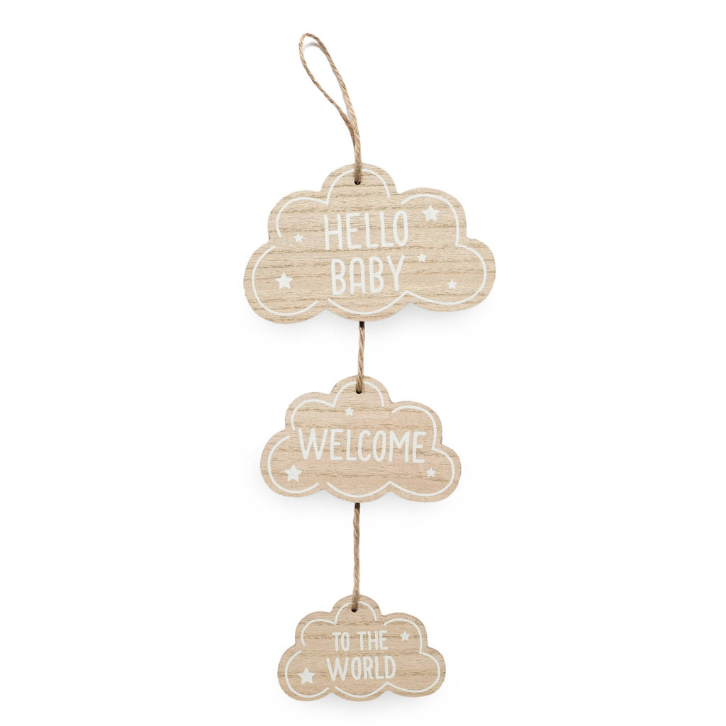 Clouds Hanging Nursery Decoration