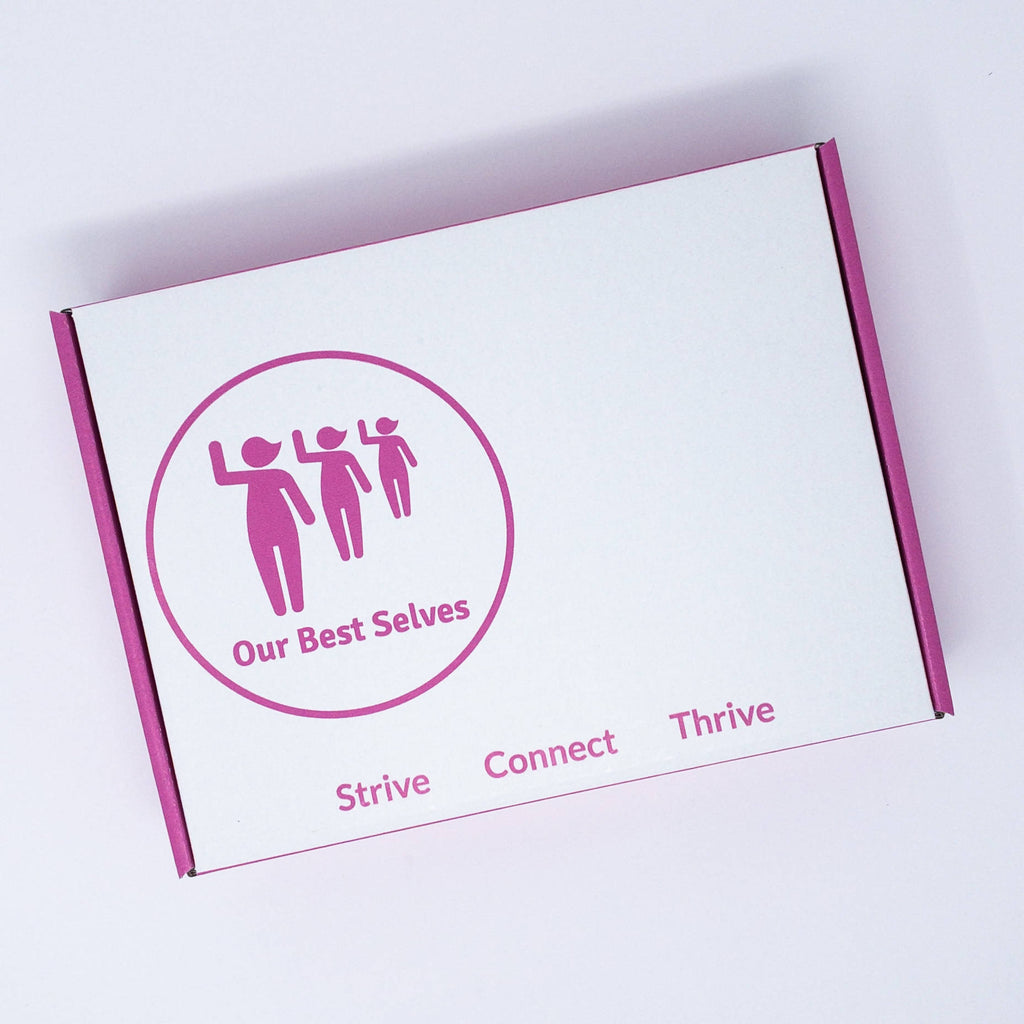 1 Our Best Selves box | Feminist non-fiction