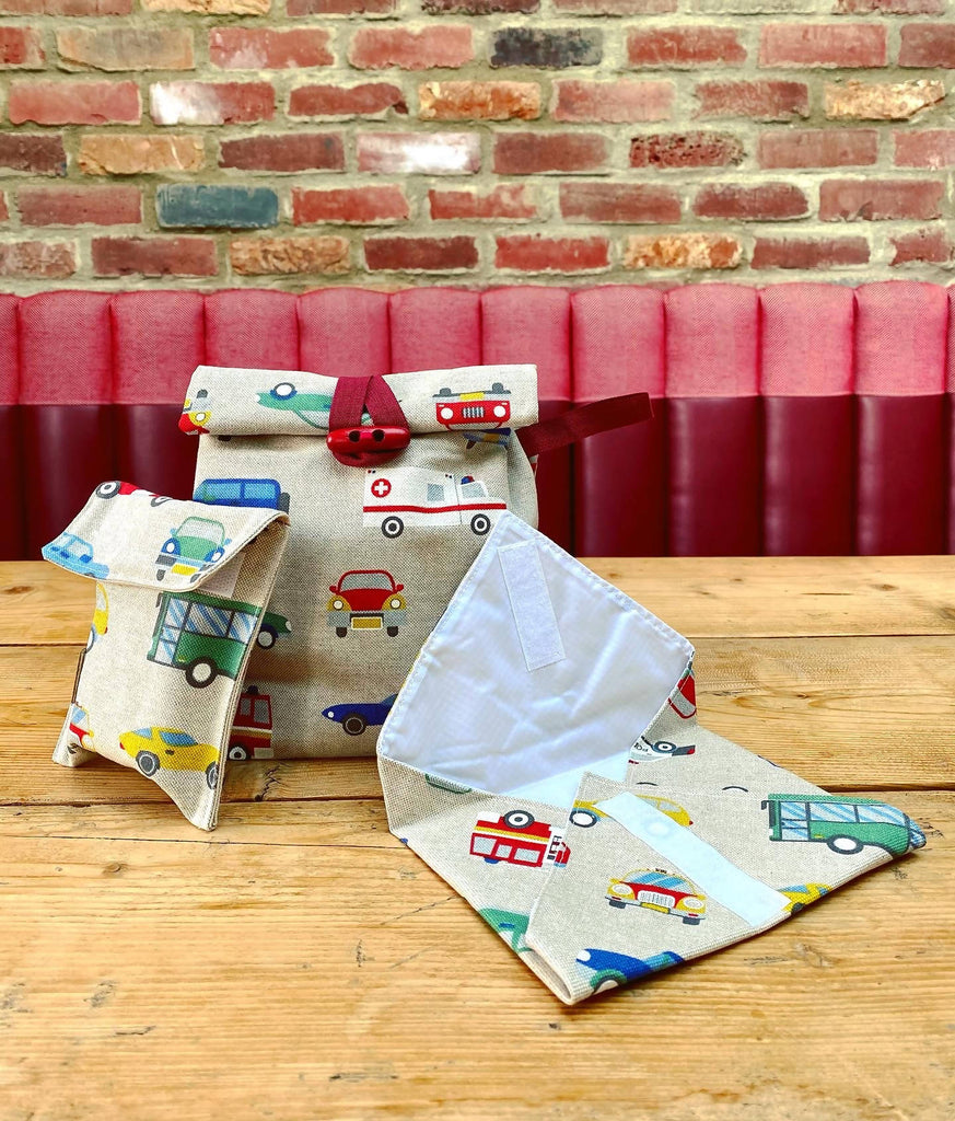 Fabric Lunch bundle