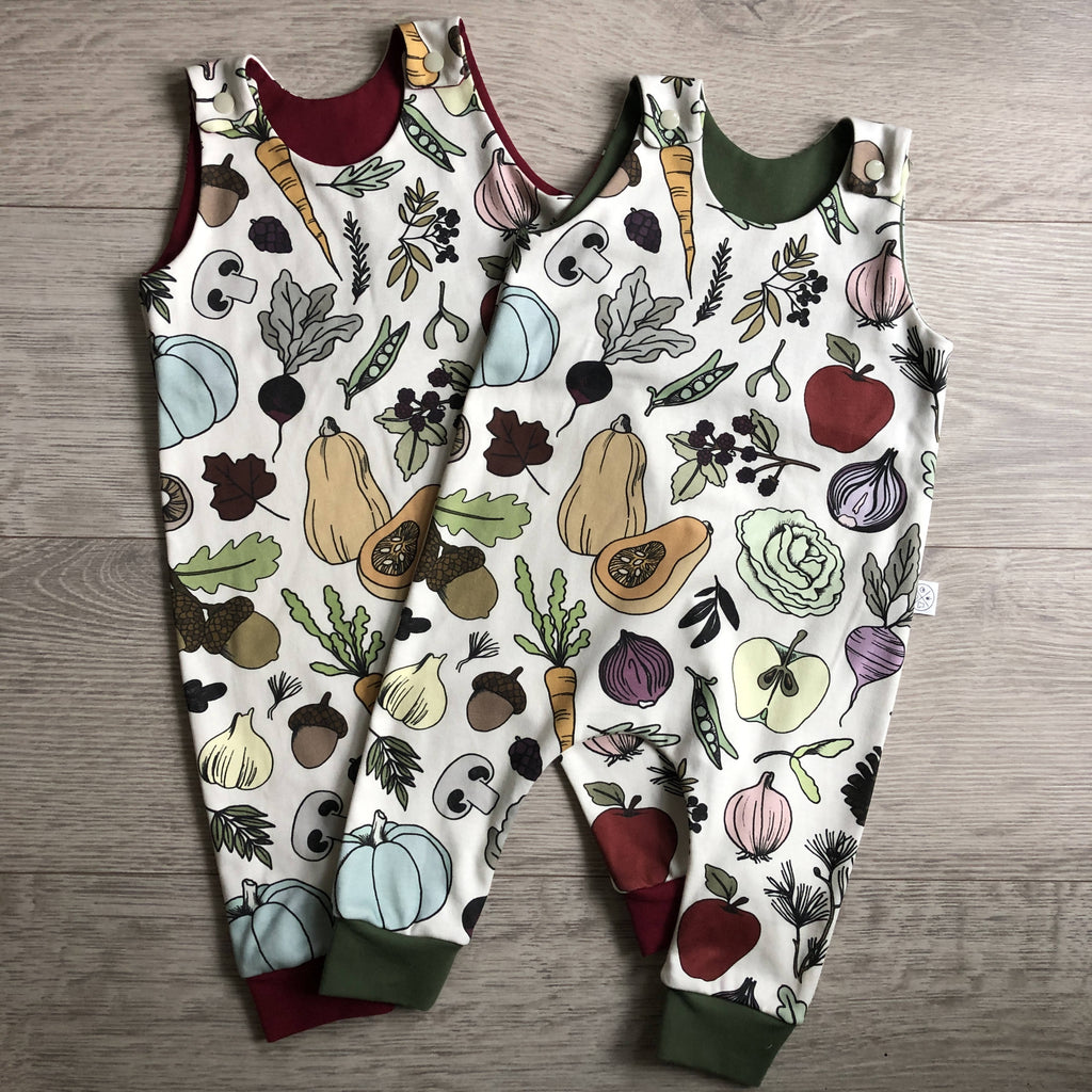 Home Grown Romper