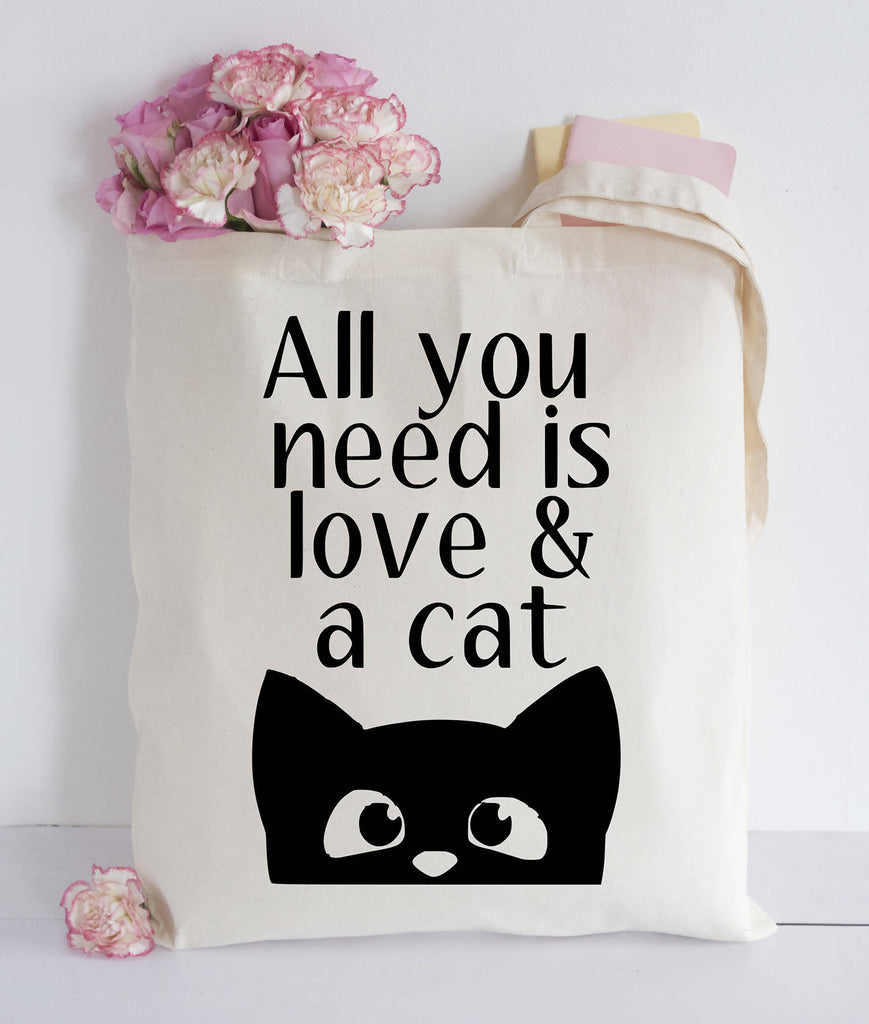All you need is....Tote bag
