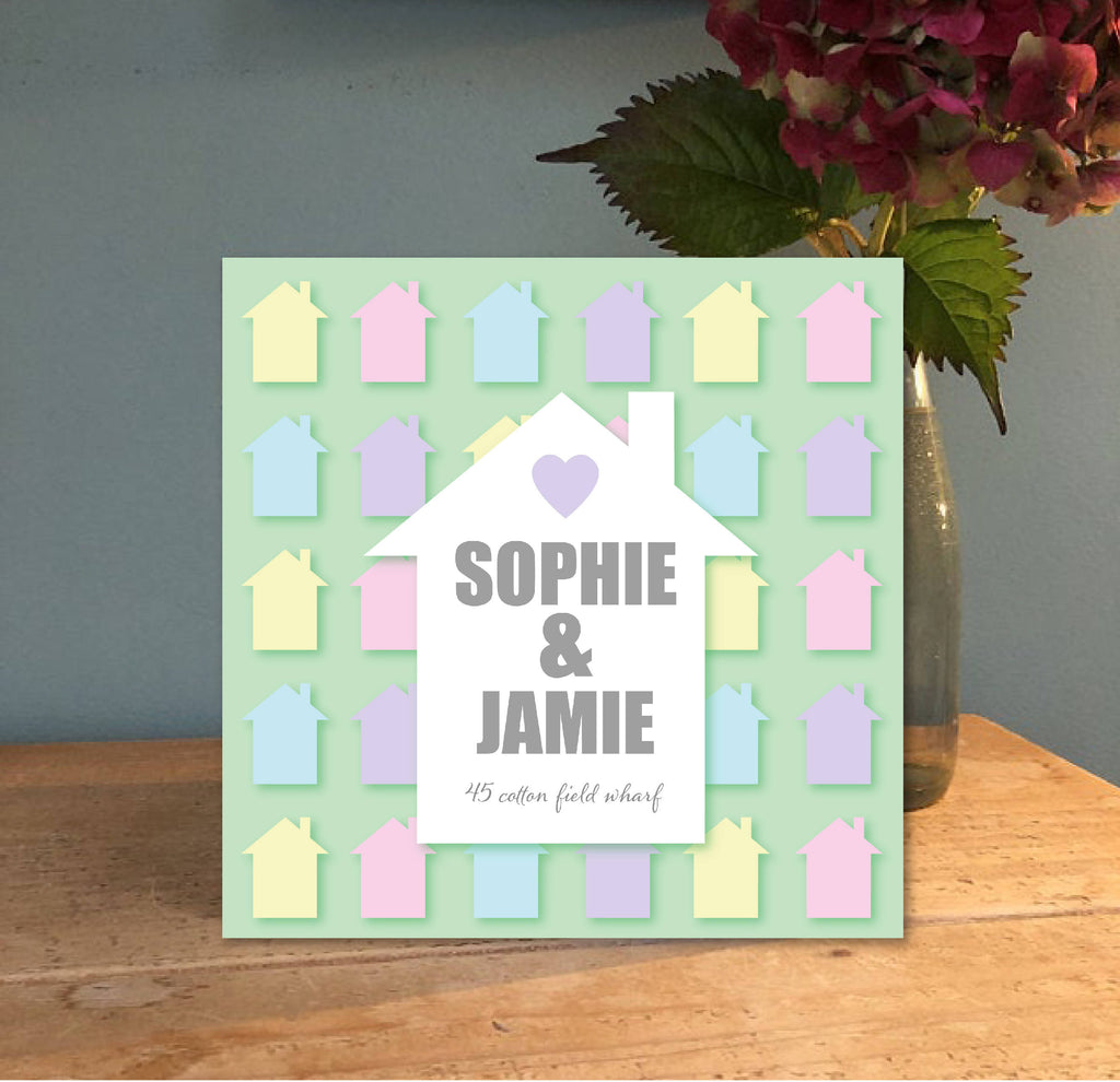 Personalised Handmade Greeting Cards