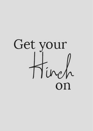Get your Hinch on