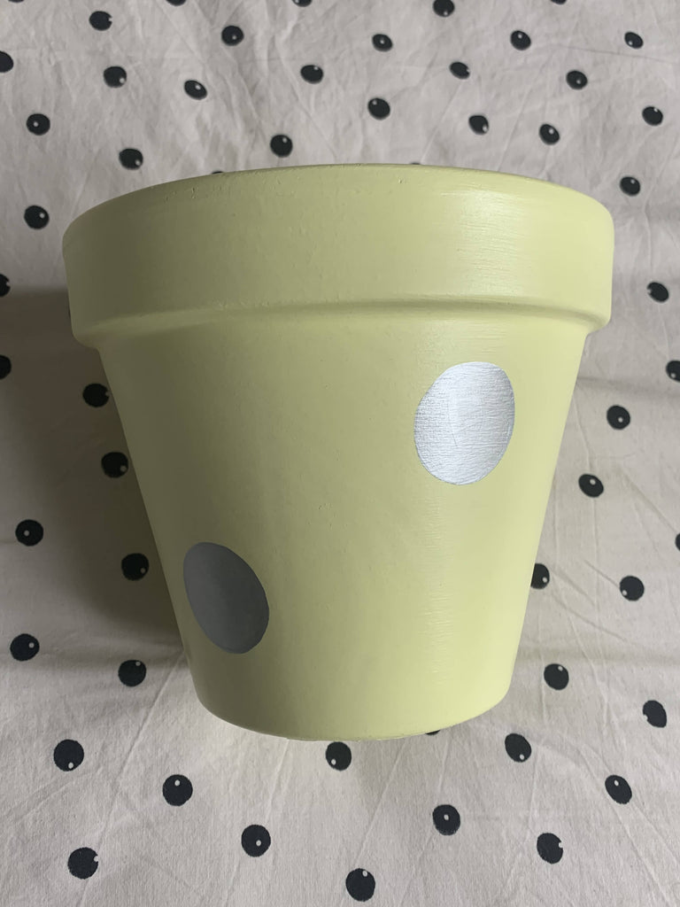 Lemon Plant Pot