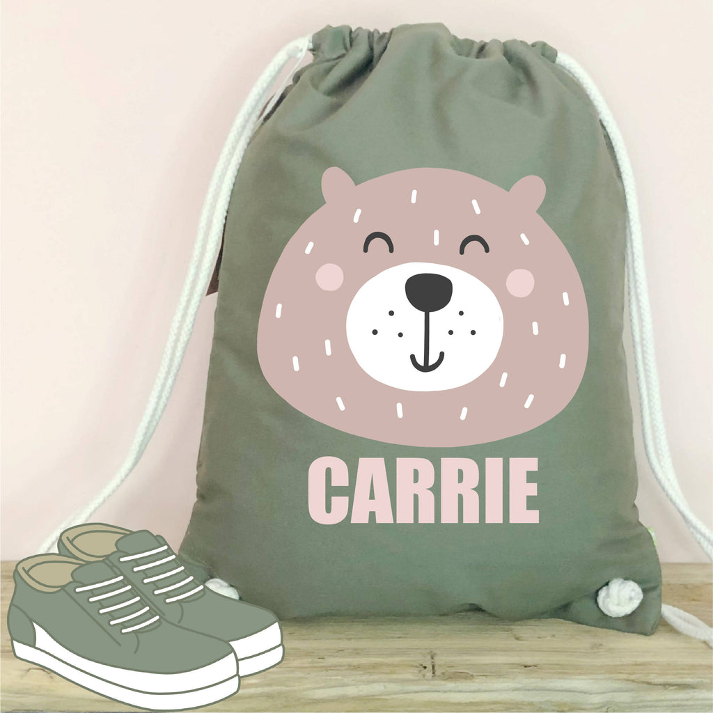 Bertie Bear Organic Kit Bag