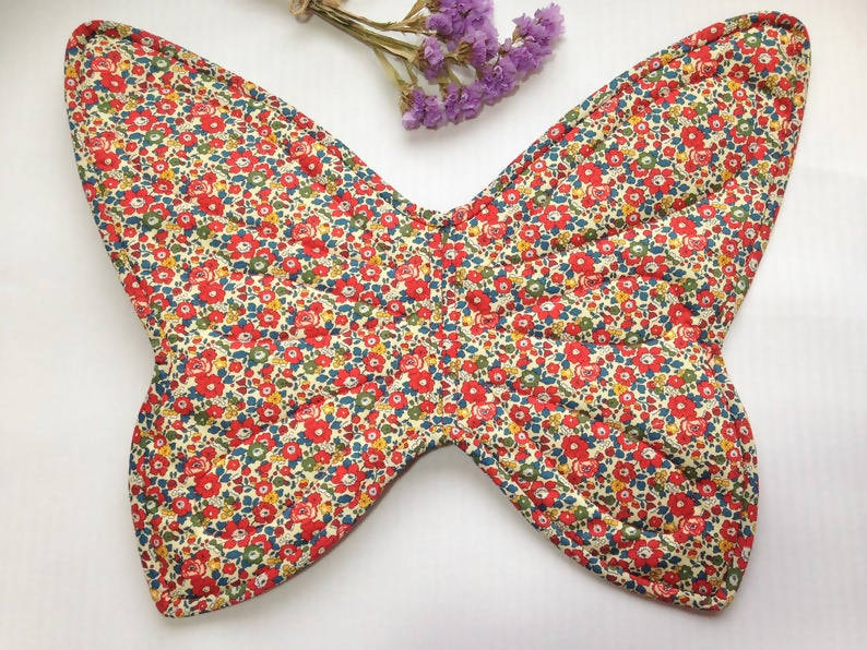 Fairy Wings in Liberty Fabric