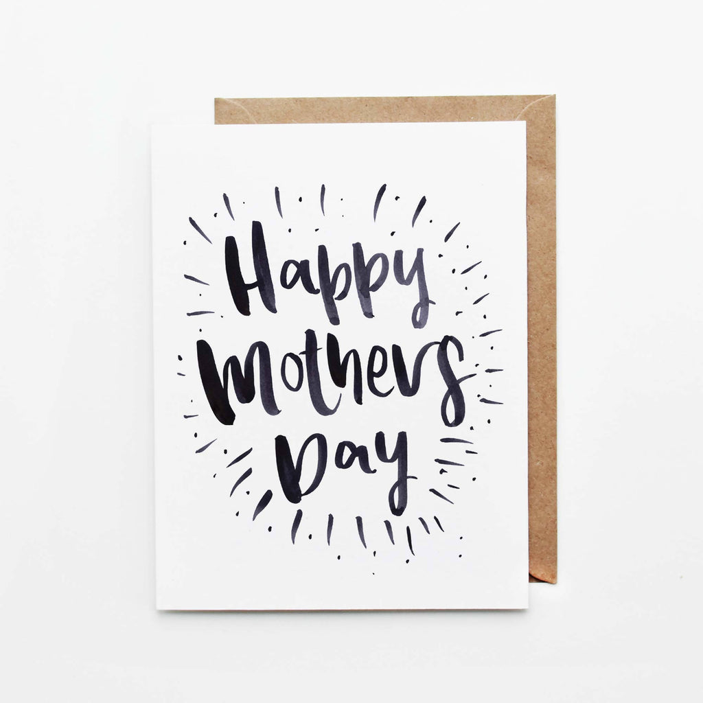 Happy Mothers Day! Homemade Mothers Day Card, Funny Card for her, mum, step-mum, Birthday card for Mum, Thank you Mum, Mum love card