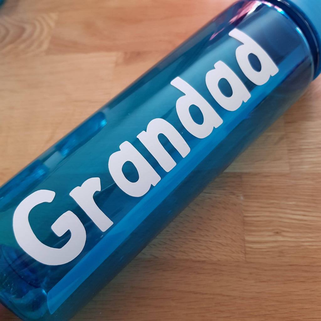 Personalised Adults/Teenager Water Bottle