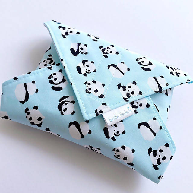 Panda Reusable Sandwich wrap