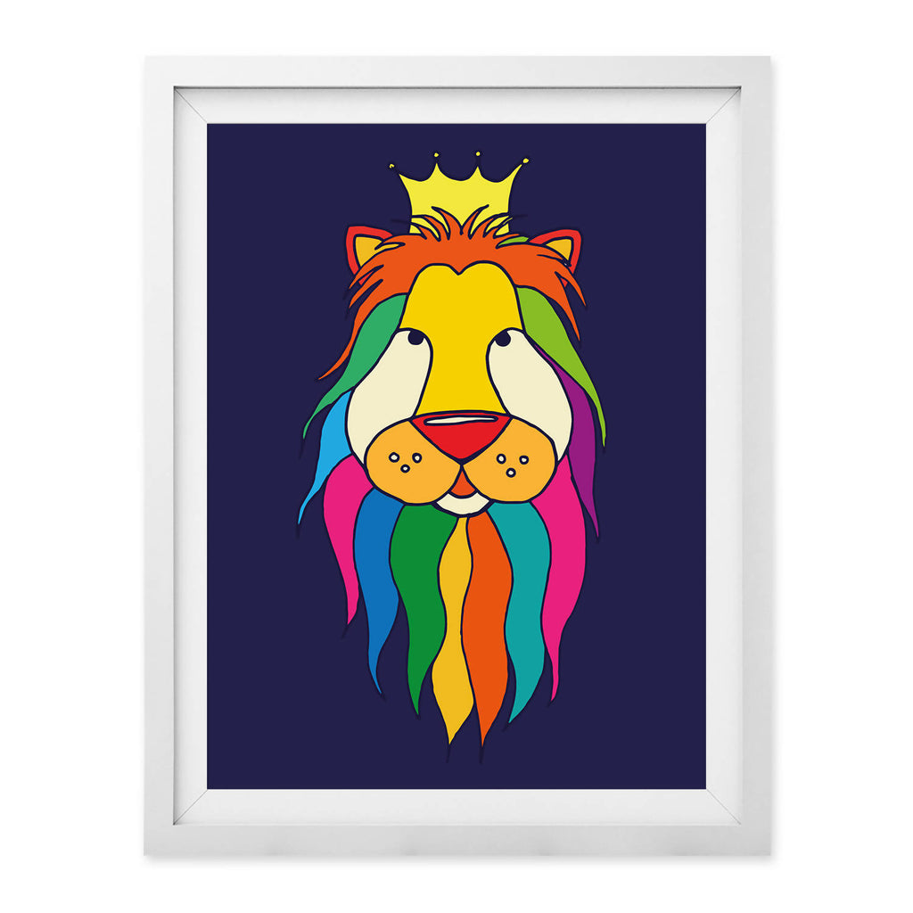 The King Print (UNFRAMED)
