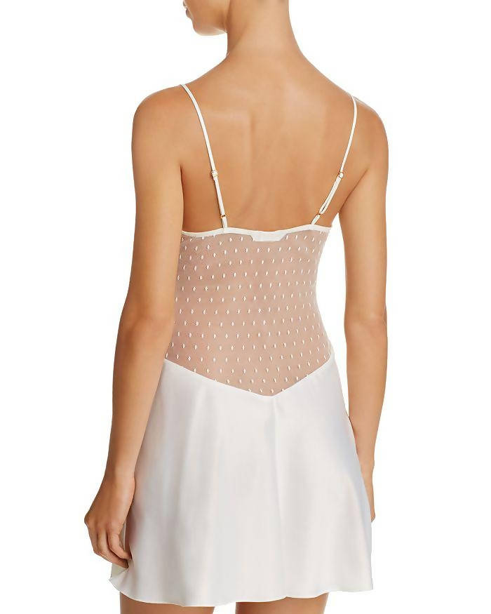 Showstopper Nightie Ivory by Flora Nikrooz