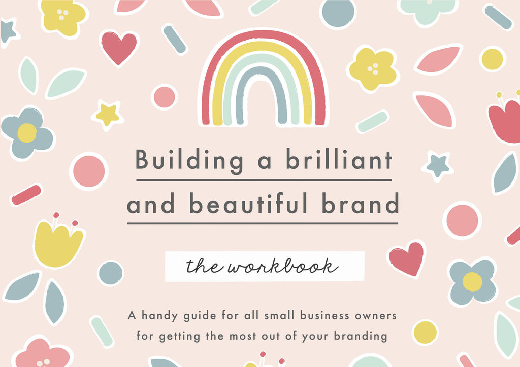 Building a brilliant and beautiful brand pdf workbook