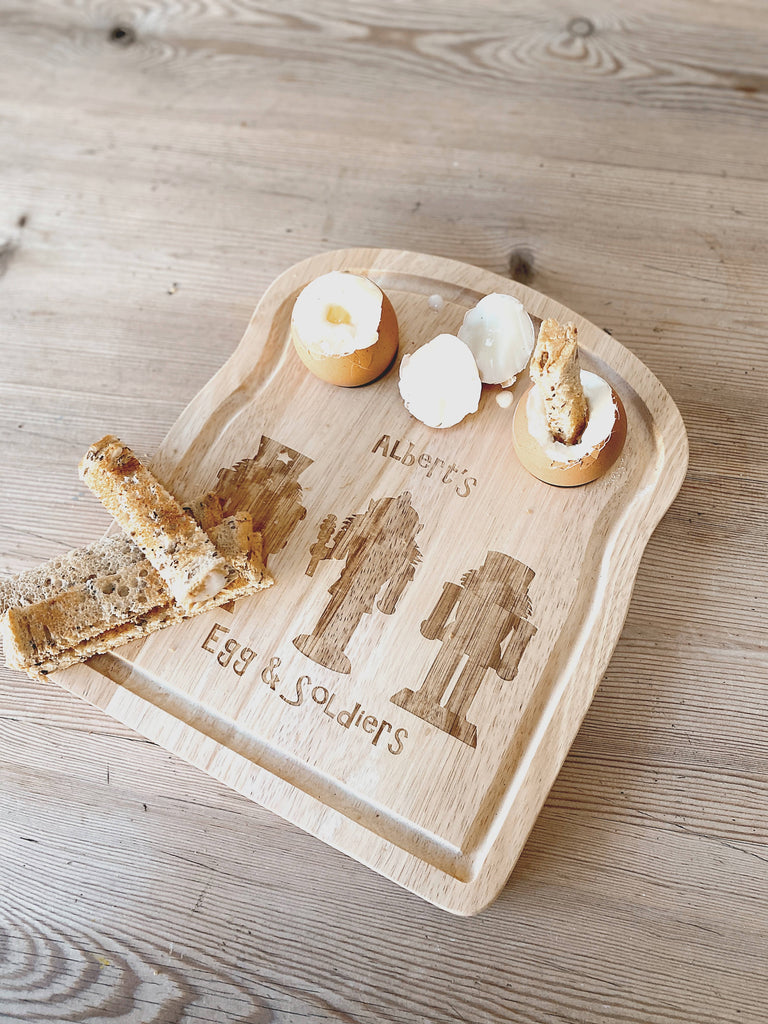 Personalised Egg Board