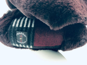 TRAVEL PILLOW | FUR  X  SPORTSWEAR