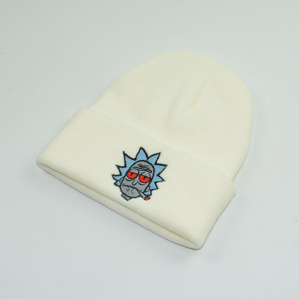 7493f5ad86919 Rick And Morty Winter Hat – Felt Like Cappin