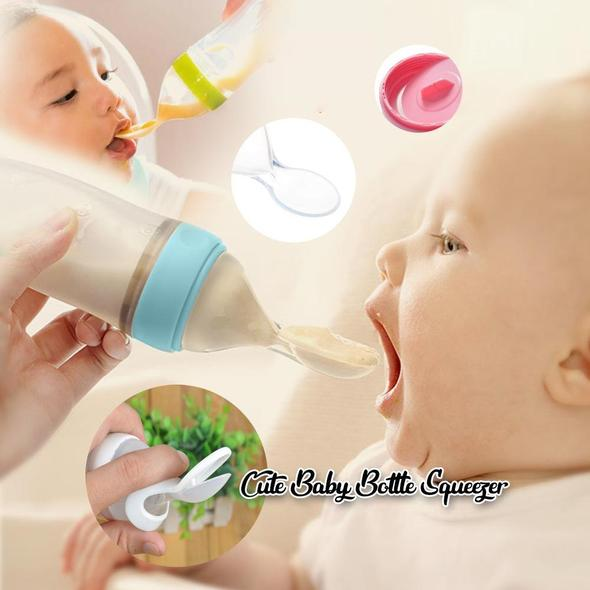 (Buy 2 Free Shipping) Baby Bottle Squeezer
