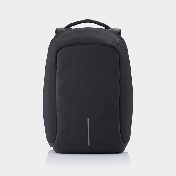 Unisex Anti-Theft Black Laptop Backpack with USB port