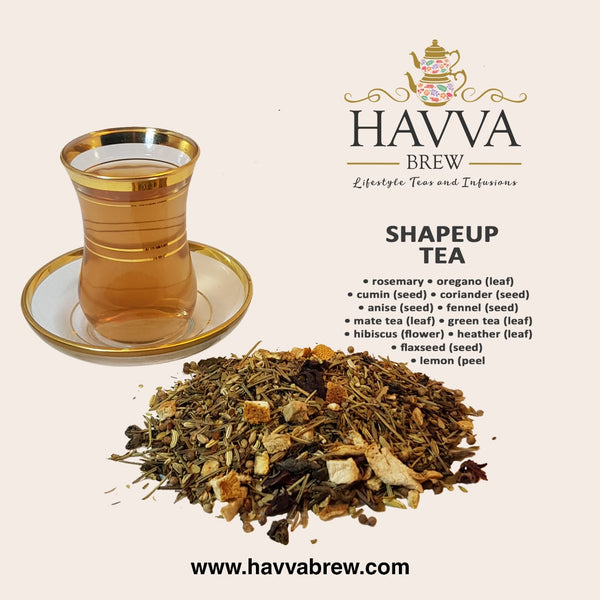 Shape Up Tea