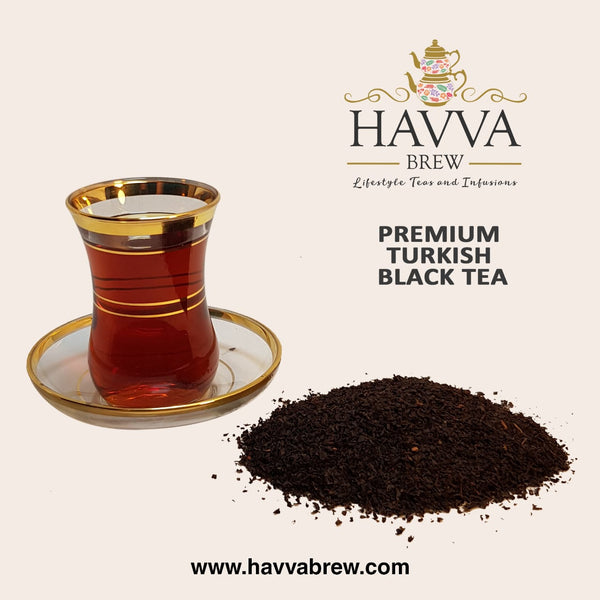 Premium Turkish Black Tea