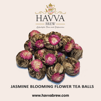 Jasmine Blooming Flower Tea Balls