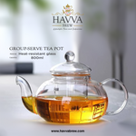 Group-Serve Tea Pot