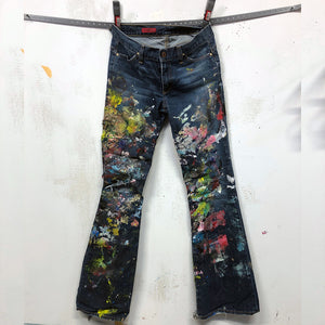 Painted Artist Pants - AG Jeans