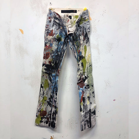 Painted Artist Pants - Roca Wear