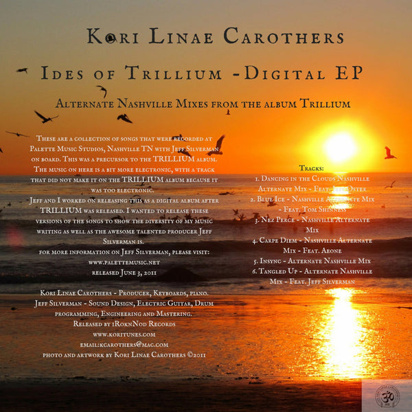 Ides of Trillium Alternate Nashville Mixes - Digital Download