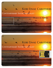 Load image into Gallery viewer, Kori's Entire Music Catalog USB Flash Drive