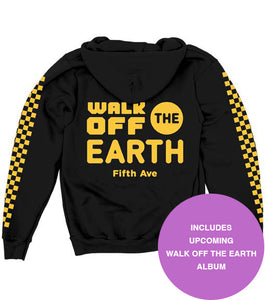 WOTE Limited Fifth Ave Hoodie + Digital Album