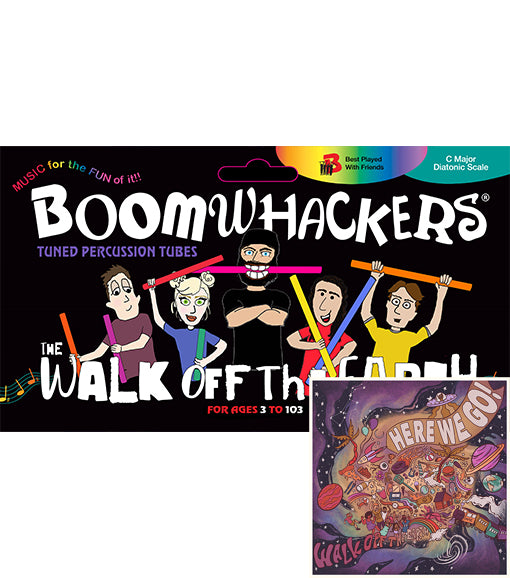 BoomWhackers + Digital Album