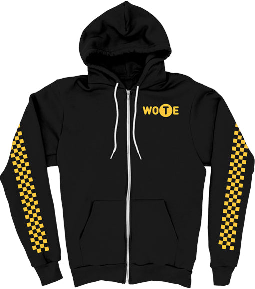 WOTE Limited Fifth Ave Hoodie + Digital Holiday EP