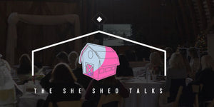She Shed Talks Summer 2019
